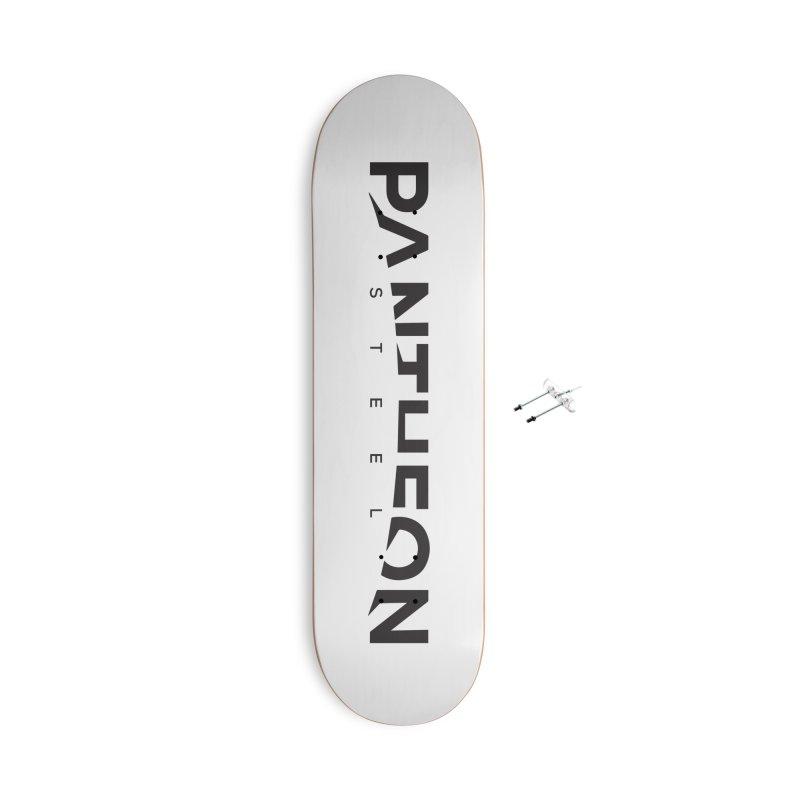 Halorizon by Shane Caroll Accessories With Hanging Hardware Skateboard by Pantheon Steel Fan-Art Store
