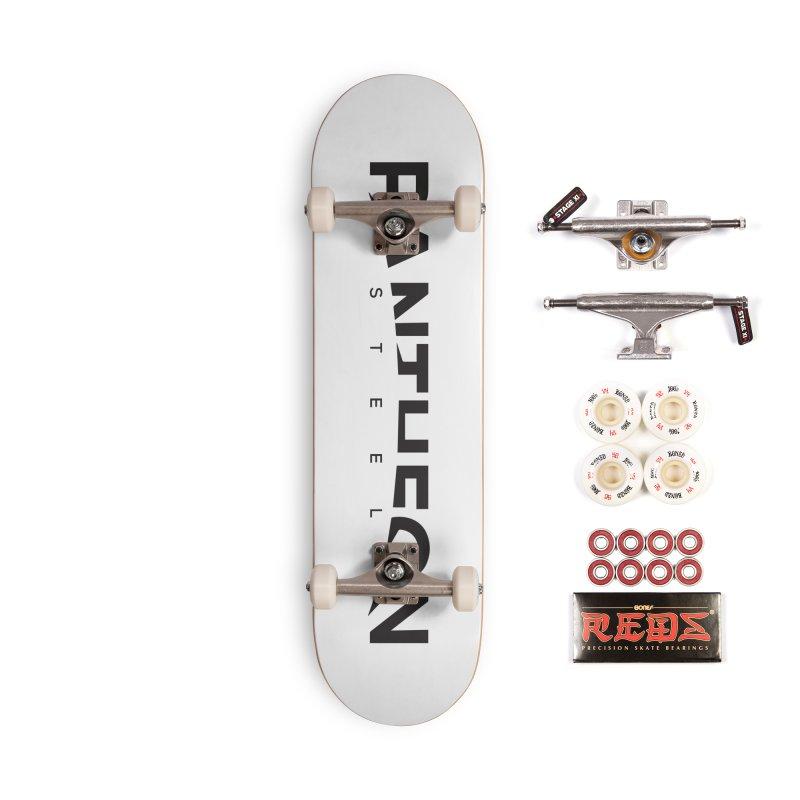 Halorizon by Shane Caroll Accessories Complete - Pro Skateboard by Pantheon Steel Fan-Art Store