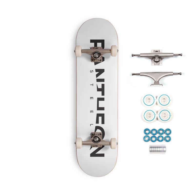 Halorizon by Shane Caroll Accessories Complete - Basic Skateboard by Pantheon Steel Fan-Art Store
