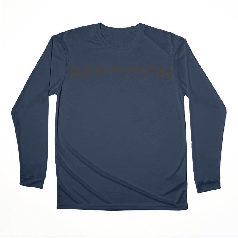 Halorizon by Shane Caroll Women's Performance Unisex Longsleeve T-Shirt by Pantheon Steel Fan-Art Store