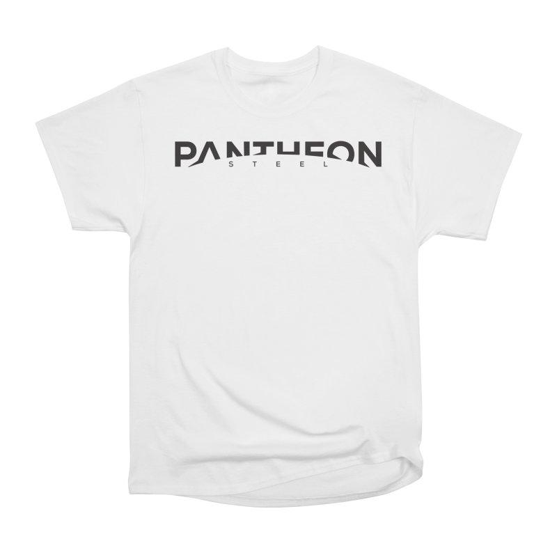 Halorizon by Shane Caroll Men's Heavyweight T-Shirt by Pantheon Steel Fan-Art Store