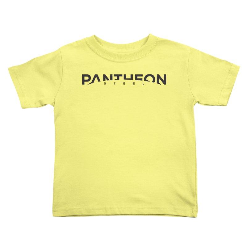 Halorizon by Shane Caroll Kids Toddler T-Shirt by Pantheon Steel Fan-Art Store