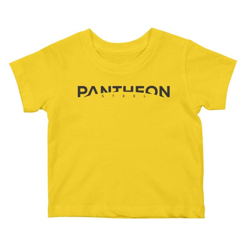Halorizon by Shane Caroll Kids Baby T-Shirt by Pantheon Steel Fan-Art Store