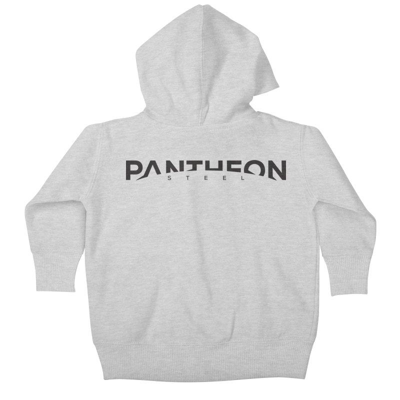 Halorizon by Shane Caroll Kids Baby Zip-Up Hoody by Pantheon Steel Fan-Art Store