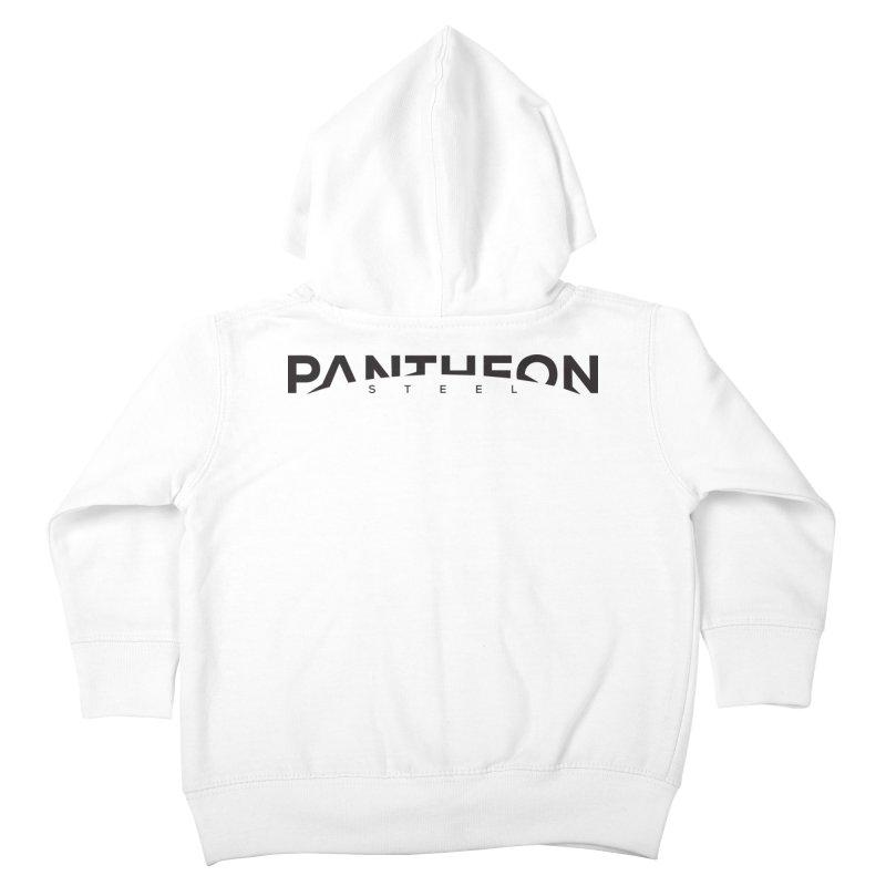 Halorizon by Shane Caroll Kids Toddler Zip-Up Hoody by Pantheon Steel Fan-Art Store