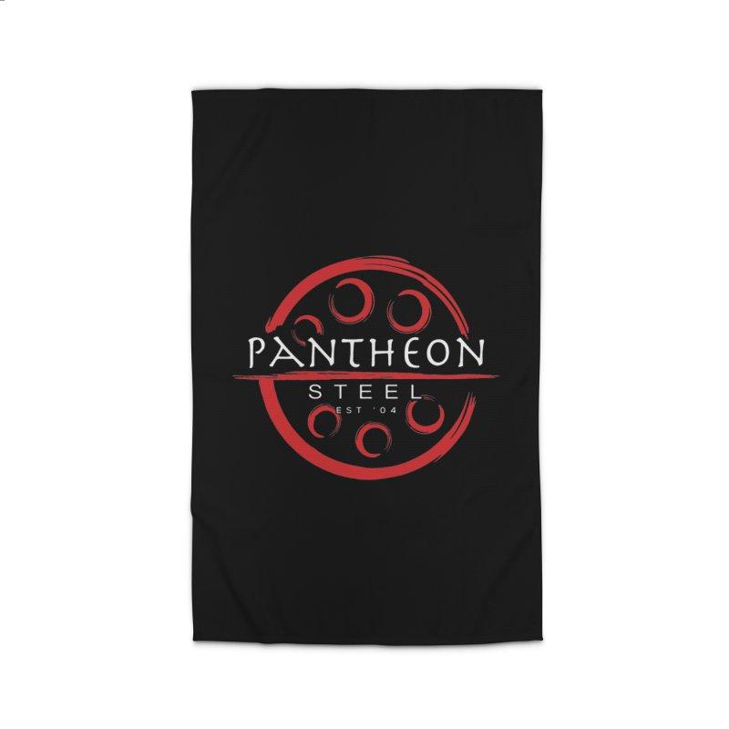 Insignia by Shane Caroll Home Rug by Pantheon Steel Fan-Art Store