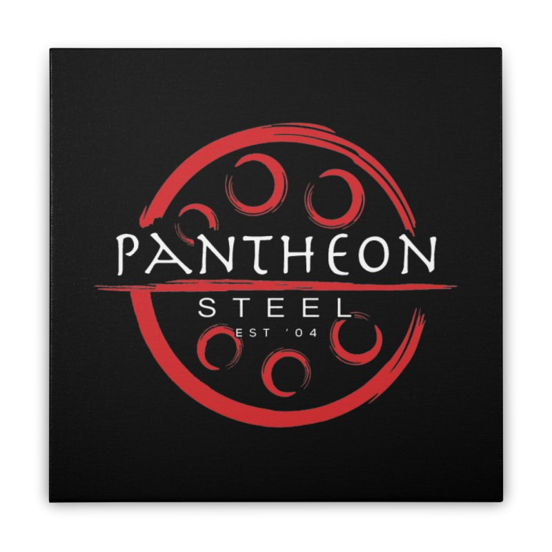 Insignia by Shane Caroll Home Stretched Canvas by Pantheon Steel Fan-Art Store