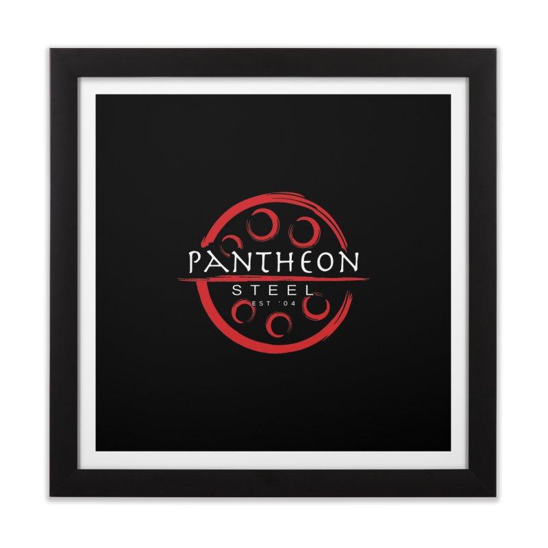 Insignia by Shane Caroll Home Framed Fine Art Print by Pantheon Steel Fan-Art Store