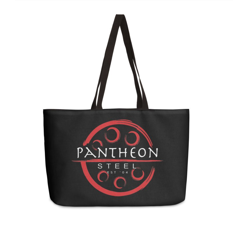 Insignia by Shane Caroll Accessories Weekender Bag Bag by Pantheon Steel Fan-Art Store