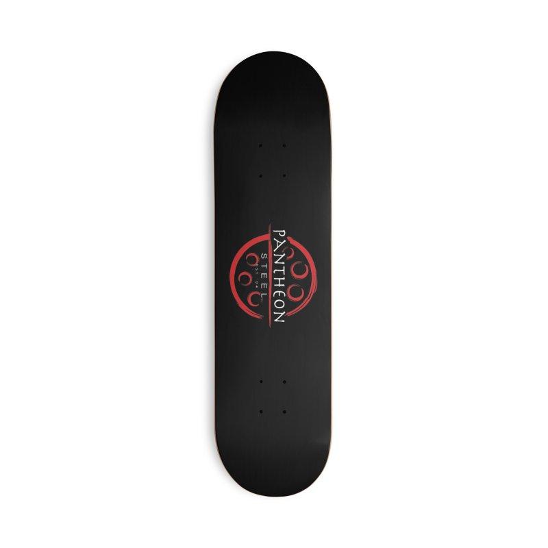 Insignia by Shane Caroll Accessories Deck Only Skateboard by Pantheon Steel Fan-Art Store