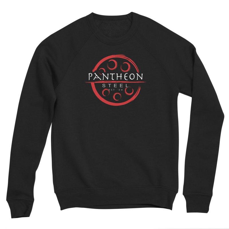 Insignia by Shane Caroll Men's Sponge Fleece Sweatshirt by Pantheon Steel Fan-Art Store