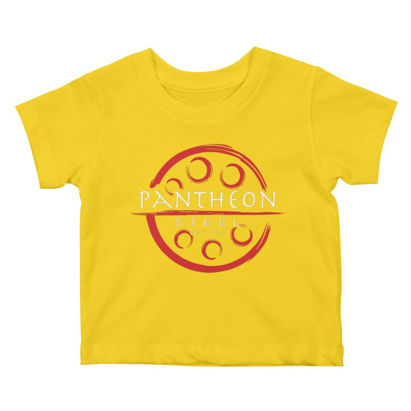 Insignia by Shane Caroll Kids Baby T-Shirt by Pantheon Steel Fan-Art Store