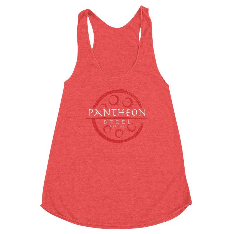 Insignia by Shane Caroll Women's Tank by Pantheon Steel Fan-Art Store