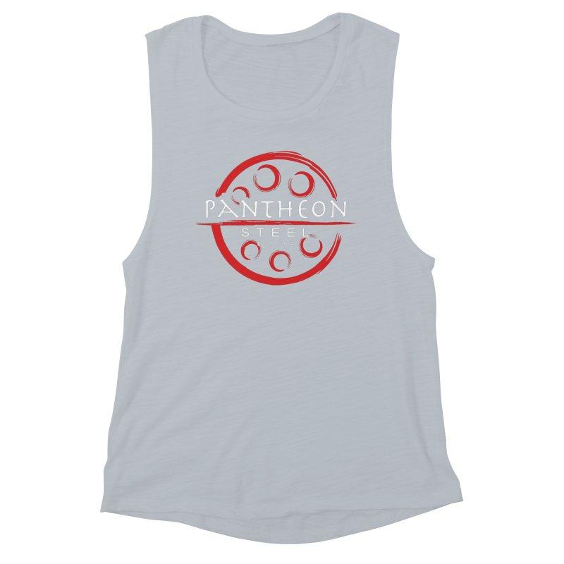 Insignia by Shane Caroll Women's Muscle Tank by Pantheon Steel Fan-Art Store