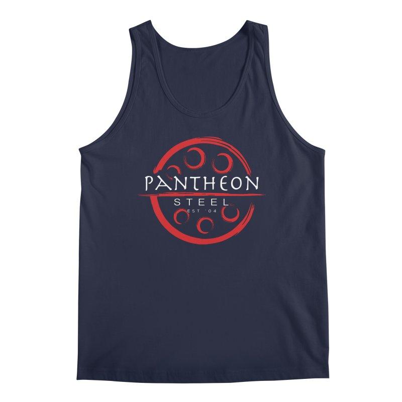 Insignia by Shane Caroll Men's Regular Tank by Pantheon Steel Fan-Art Store