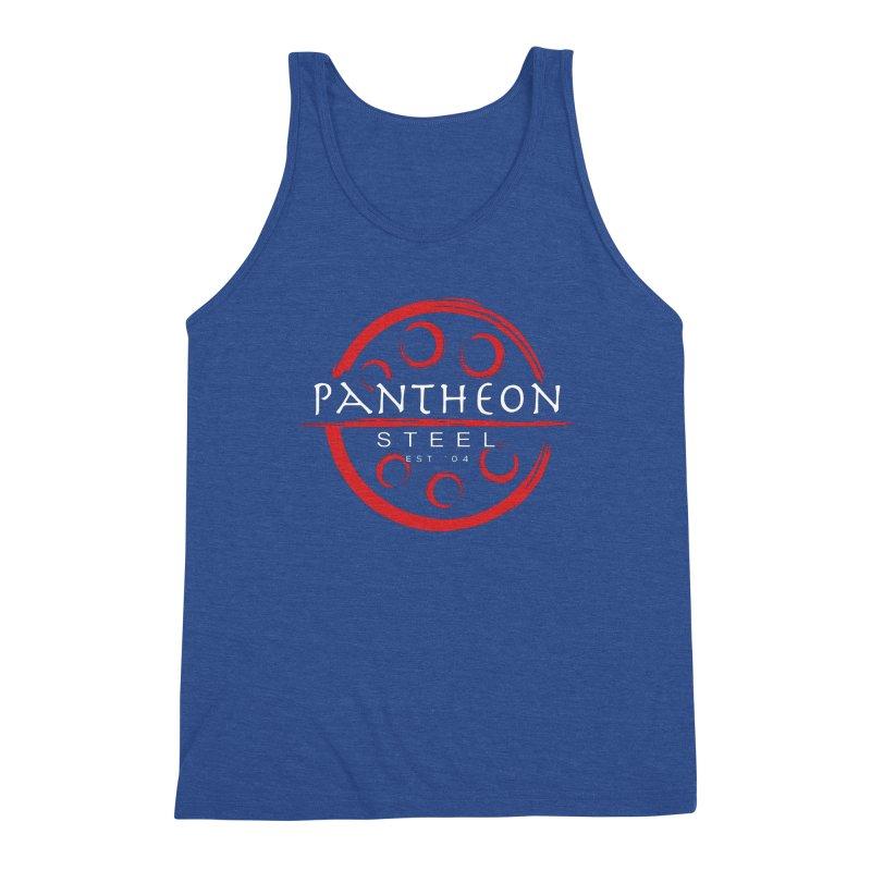 Insignia by Shane Caroll Men's Triblend Tank by Pantheon Steel Fan-Art Store