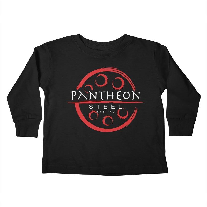 Insignia by Shane Caroll Kids Toddler Longsleeve T-Shirt by Pantheon Steel Fan-Art Store