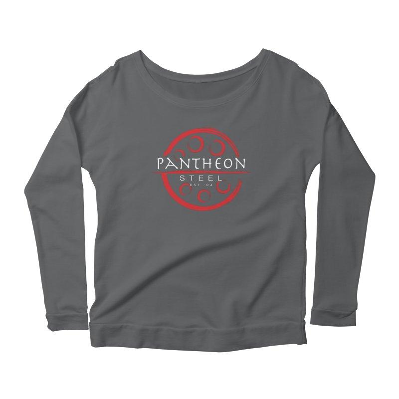 Insignia by Shane Caroll Women's Scoop Neck Longsleeve T-Shirt by Pantheon Steel Fan-Art Store