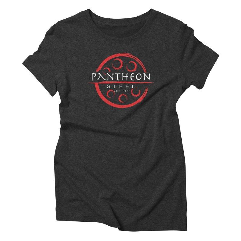 Insignia by Shane Caroll Women's Triblend T-Shirt by Pantheon Steel Fan-Art Store