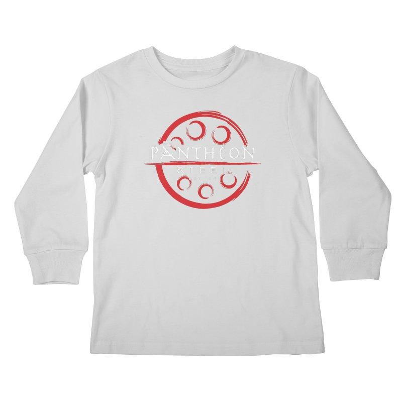 Insignia by Shane Caroll Kids Longsleeve T-Shirt by Pantheon Steel Fan-Art Store