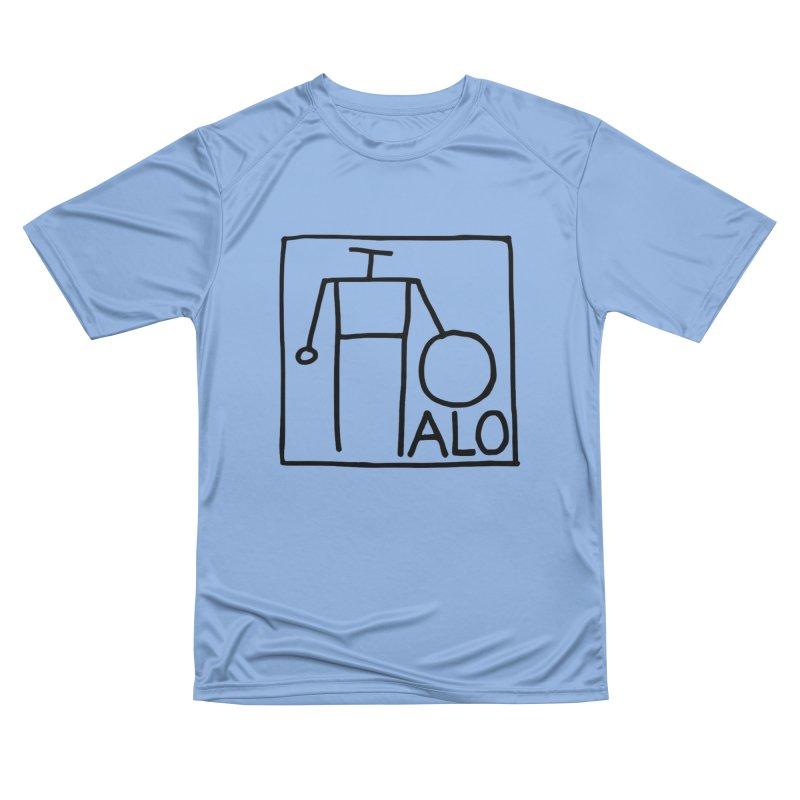 Stick Figure by Hobo Artist Men's Performance T-Shirt by Pantheon Steel Fan-Art Store