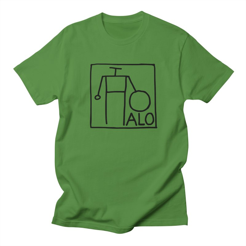 Stick Figure by Hobo Artist Women's Regular Unisex T-Shirt by Pantheon Steel Fan-Art Store