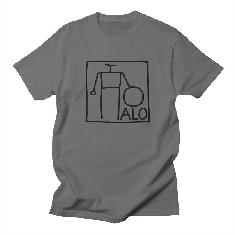 Stick Figure by Hobo Artist Men's T-Shirt by Pantheon Steel Fan-Art Store
