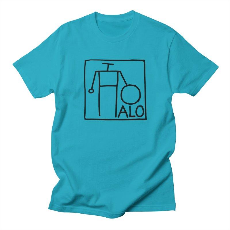Stick Figure by Hobo Artist Men's Regular T-Shirt by Pantheon Steel Fan-Art Store
