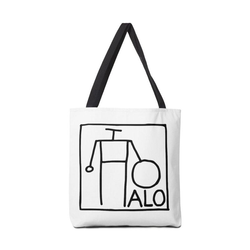 Stick Figure by Hobo Artist Accessories Tote Bag Bag by Pantheon Steel Fan-Art Store