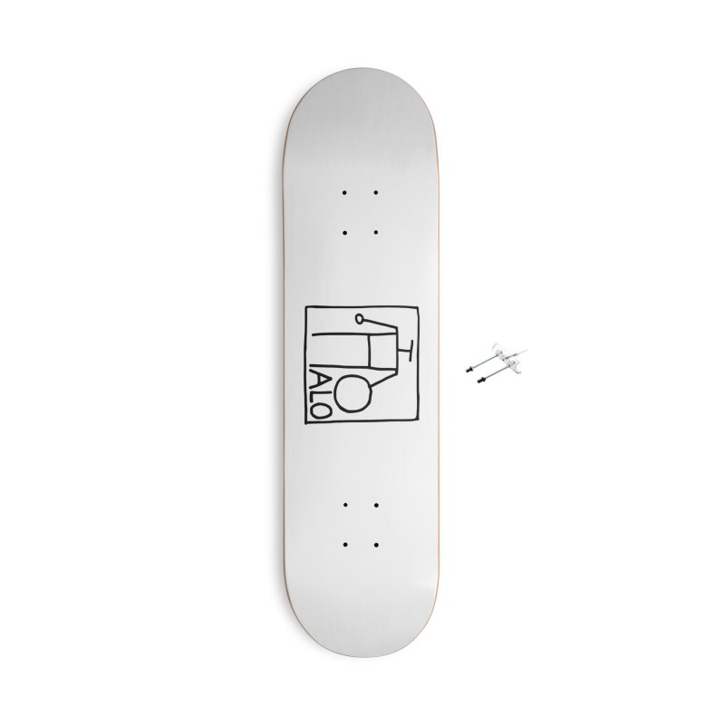 Stick Figure by Hobo Artist Accessories With Hanging Hardware Skateboard by Pantheon Steel Fan-Art Store