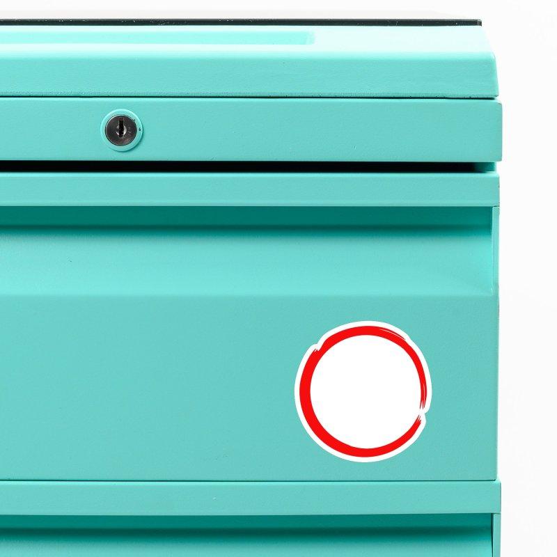 Ensō Accessories Magnet by Pantheon Steel Fan-Art Store