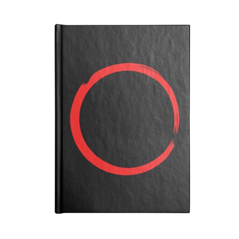 Ensō Accessories Lined Journal Notebook by Pantheon Steel Fan-Art Store