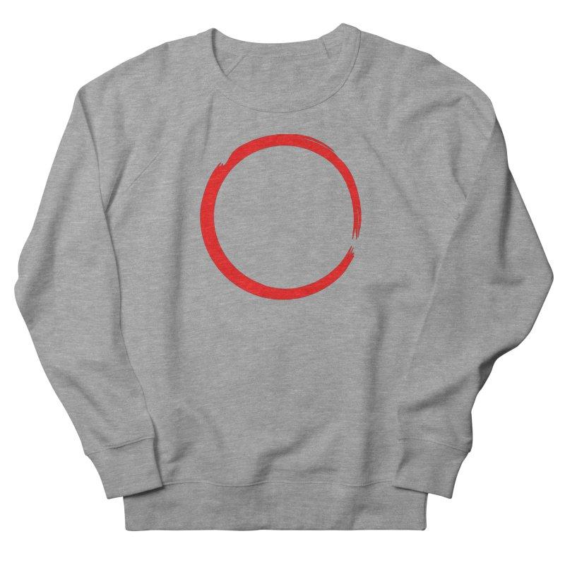 Ensō Men's French Terry Sweatshirt by Pantheon Steel Fan-Art Store