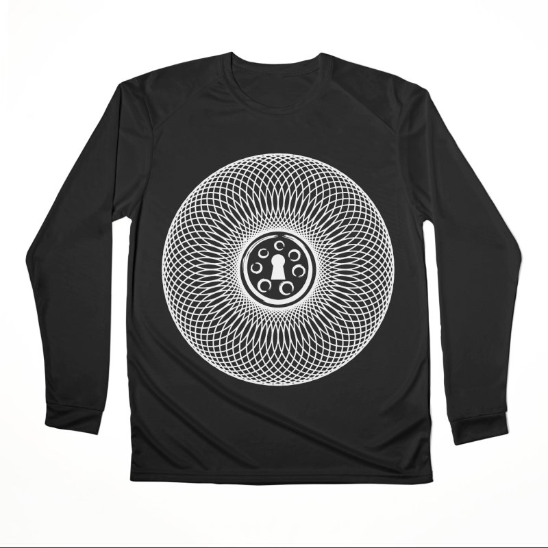 Key Men's Performance Longsleeve T-Shirt by Pantheon Steel Fan-Art Store