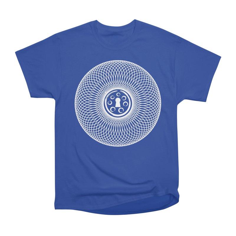 Key Women's Heavyweight Unisex T-Shirt by Pantheon Steel Fan-Art Store