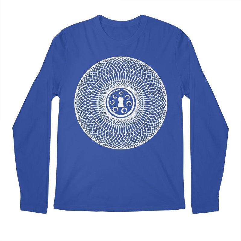 Key Men's Regular Longsleeve T-Shirt by Pantheon Steel Fan-Art Store