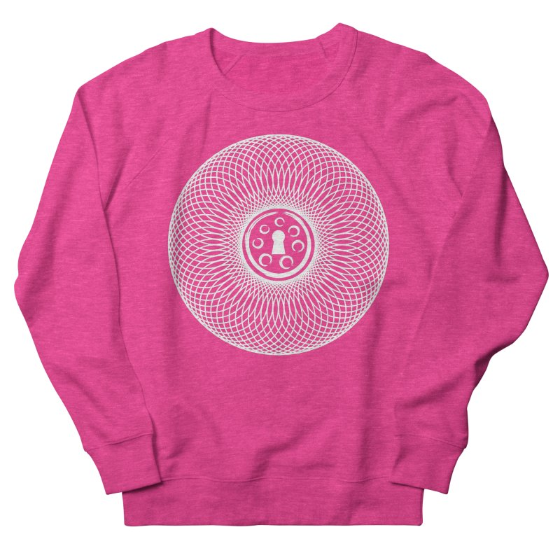 Key Men's French Terry Sweatshirt by Pantheon Steel Fan-Art Store