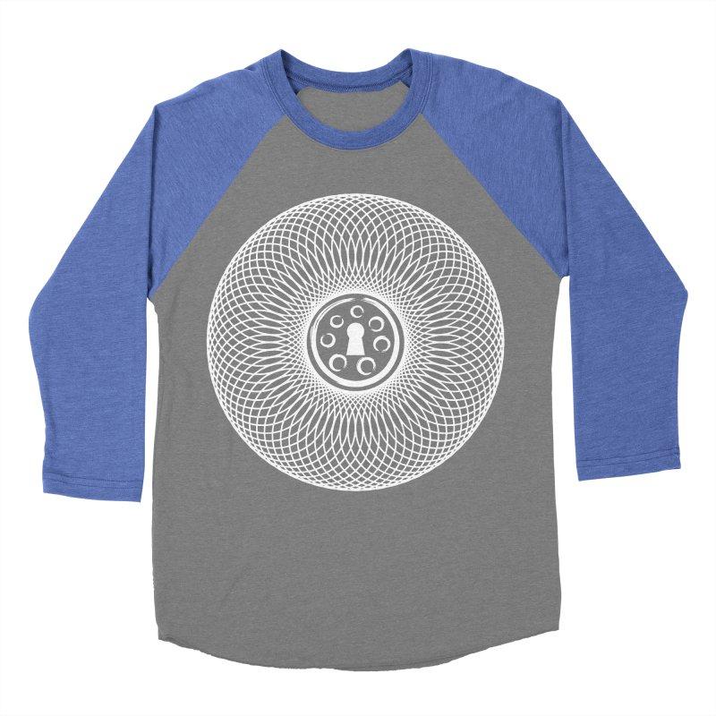 Key Women's Baseball Triblend Longsleeve T-Shirt by Pantheon Steel Fan-Art Store