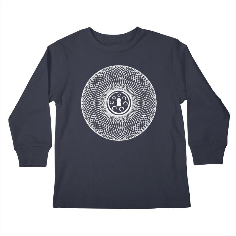 Key Kids Longsleeve T-Shirt by Pantheon Steel Fan-Art Store