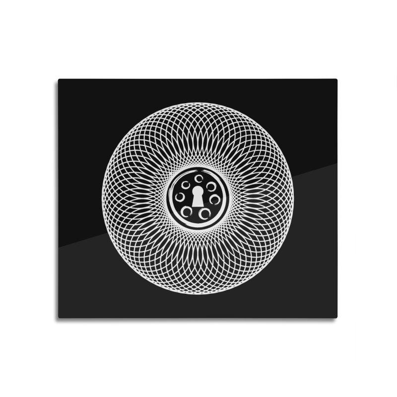 Key Home Mounted Acrylic Print by Pantheon Steel Fan-Art Store