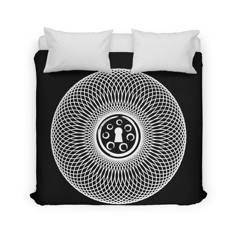 Key Home Duvet by Pantheon Steel Fan-Art Store
