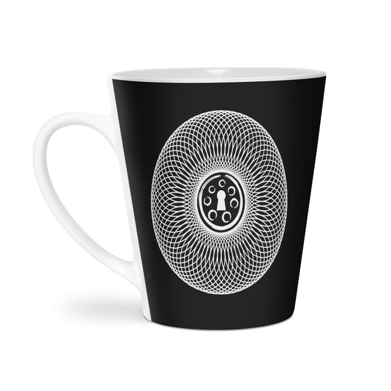 Key Accessories Latte Mug by Pantheon Steel Fan-Art Store