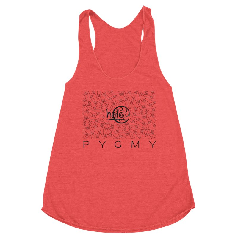 Pygmy Women's Tank by Pantheon Steel Fan-Art Store