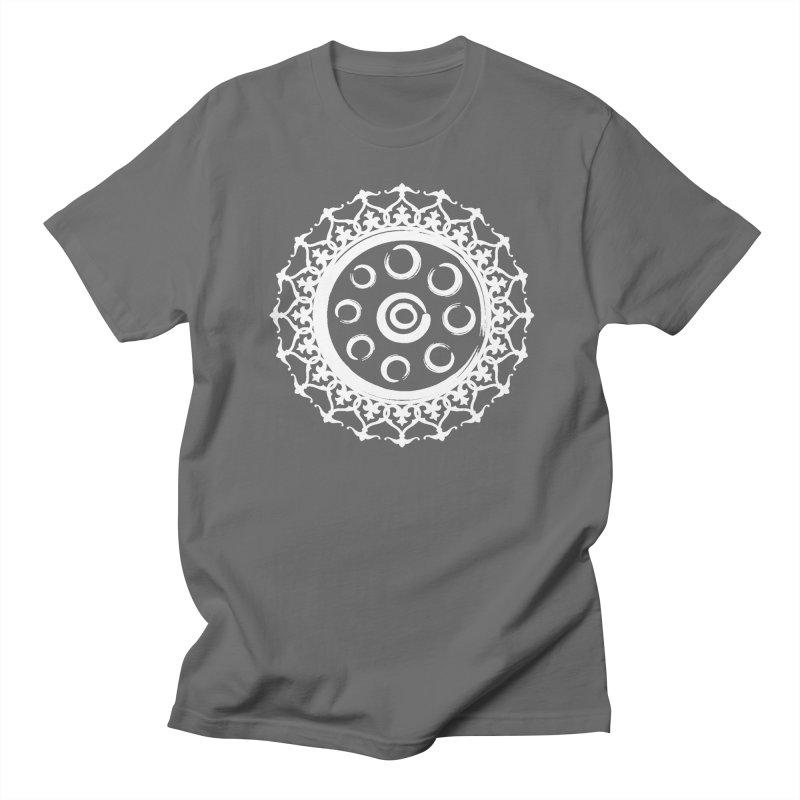 Arabesque Men's T-Shirt by Pantheon Steel Fan-Art Store