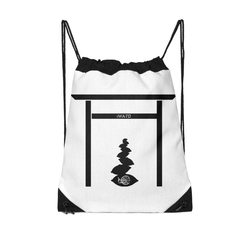 Iwato Rocks Accessories Bag by Pantheon Steel Fan-Art Store