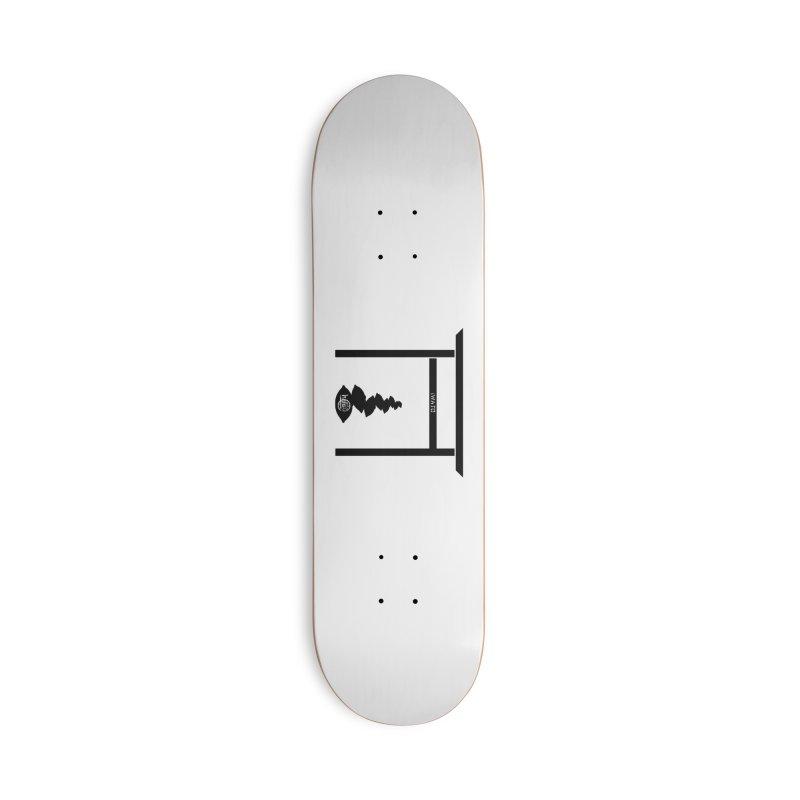 Iwato Rocks Accessories Skateboard by Pantheon Steel Fan-Art Store