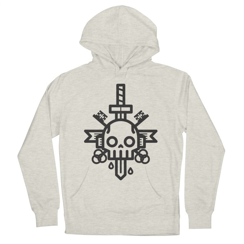Tongues like knives Women's Pullover Hoody by Paolo Geronimo's Artist Shop