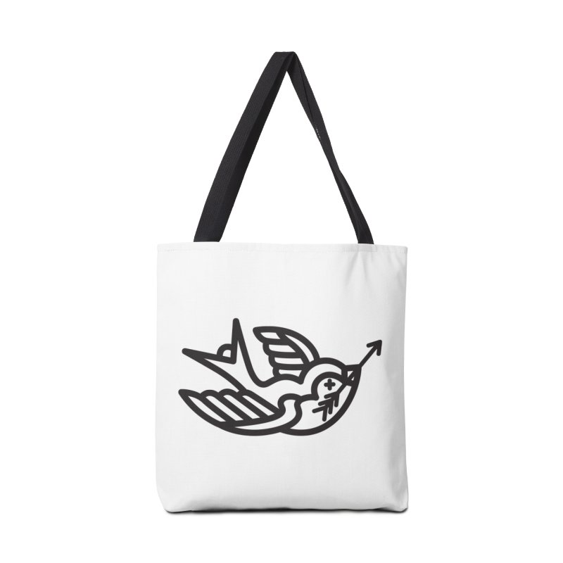 Birdie Accessories Bag by Paolo Geronimo's Artist Shop