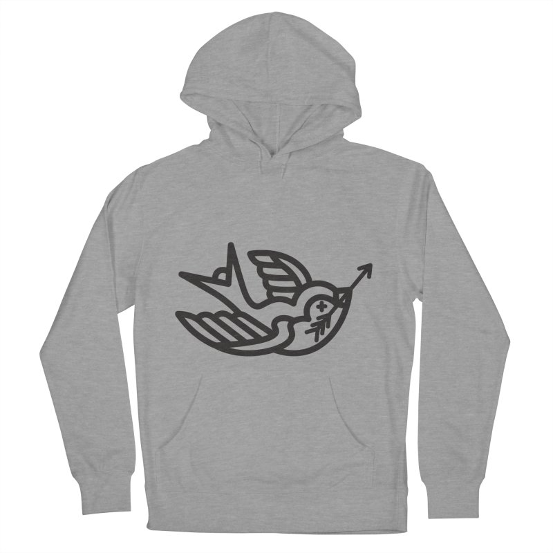 Birdie Women's Pullover Hoody by Paolo Geronimo's Artist Shop
