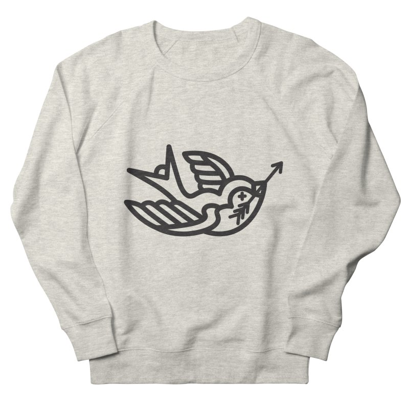 Birdie Men's Sweatshirt by Paolo Geronimo's Artist Shop